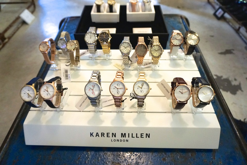 Karen Millen watches